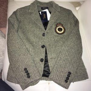 Children's Ralph Lauren polo exquisite blazer